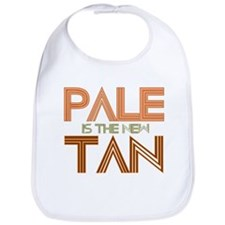 PALE IS THE NEW TAN SHIRT T-S Bib