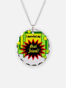 Married Best Friend/t-shirt Necklace