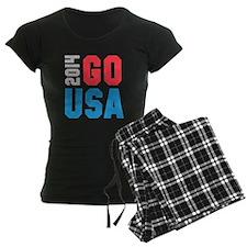 Go USA 2014 Pajamas