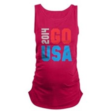 Go USA 2014 Maternity Tank Top