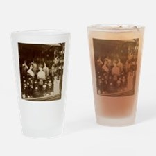 Boulevard de Strasbourg Drinking Glass