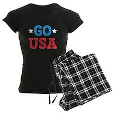 Go USA Pajamas