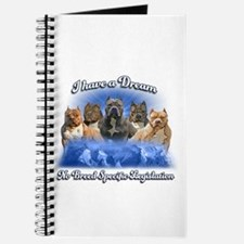 I Have A Dream No BSL Journal