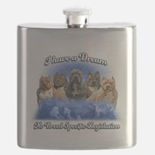 I Have A Dream No BSL Flask