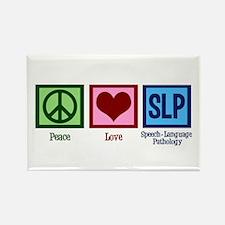 Speech-Language Patholo Rectangle Magnet (10 pack)