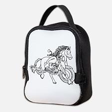 Horse Power Neoprene Lunch Bag