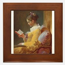 A Young Girl Reading, or The Reader (French: La Li
