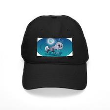 Appaloosa Horse by Moonlight Baseball Hat