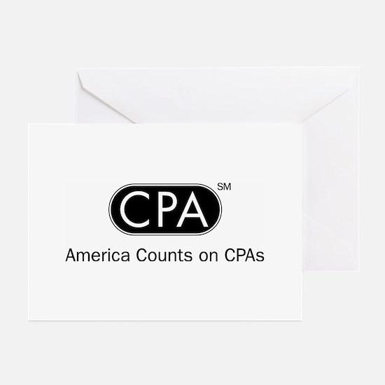 CPA Black America Greeting Cards
