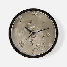 Vintage Airborne Drop Wall Clock