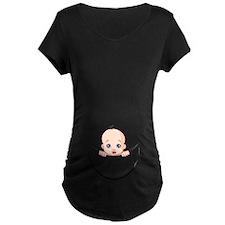 funny pregnancy maternity Maternity T-Shirt