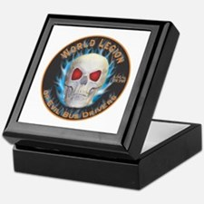 Legion of Evil Bus Drivers Keepsake Box