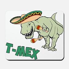 T-Mex T-Rex Mexican Tyrannosaurus Dinosaur Mousepa