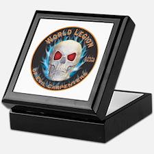 Legion of Evil Carpenters Keepsake Box