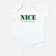 NICE clothes Infant Bodysuit