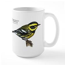 Townsend's Warbler Mug