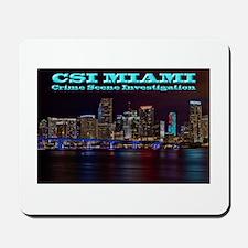 CSI Miami After Dark Mousepad