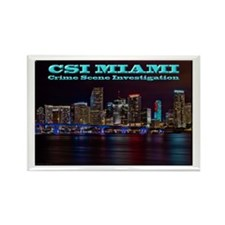 CSI Miami After Dark Magnets