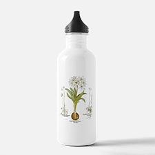 Vintage Flowers by Bas Water Bottle