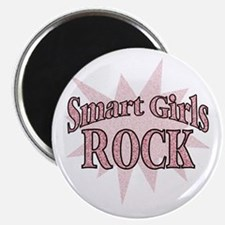 "Smart Girls Rock 2.25"" Magnet (10 pack)"