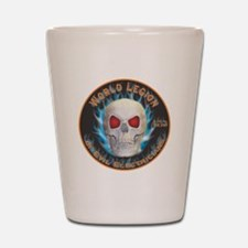 Legion of Evil Electricians Shot Glass