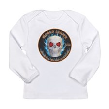 Legion of Evil Electricians Long Sleeve Infant T-S