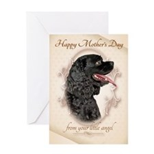 Funny Cocker Spaniel Mothers Day Cards