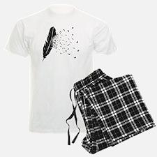 Birds Erupting of a Feather Pajamas