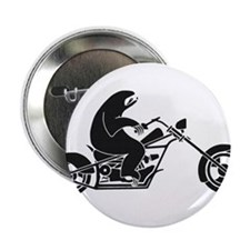 """Slow Sloth On A Fast Bike 2.25"""" Button"""