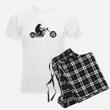 Slow Sloth On A Fast Bike Pajamas