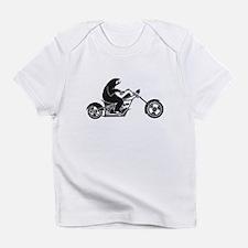 Slow Sloth On A Fast Bike Infant T-Shirt