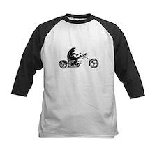 Slow Sloth On A Fast Bike Baseball Jersey