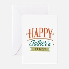 Happy Father's Day Greeting Cards (Pk of 20)