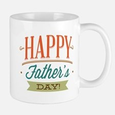Happy Father's Day Small Small Mug