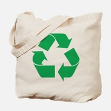 Green Recycle Tote Bag