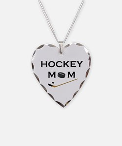 HOCKEY MOM Necklace