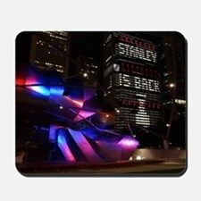 Stanley Cup Skyline 2013 Mousepad