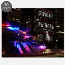 Stanley Cup Skyline 2013 Puzzle