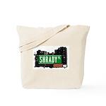 Shrady Pl, Bronx, NYC Tote Bag