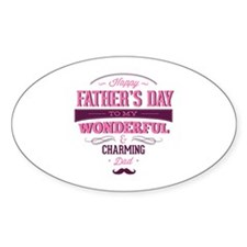 Happy Father's Day Decal