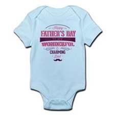Happy Father's Day Infant Bodysuit