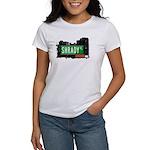 Shrady Pl, Bronx, NYC Women's T-Shirt