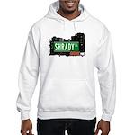 Shrady Pl, Bronx, NYC Hooded Sweatshirt
