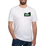 Shrady Pl, Bronx, NYC Fitted T-Shirt