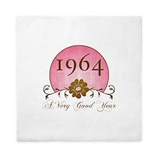 1964 Birthday For Her Queen Duvet