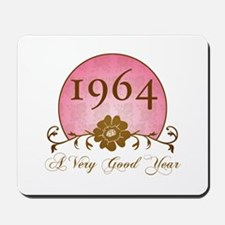 1964 Birthday For Her Mousepad