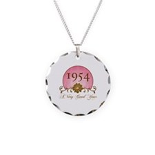 1954 Birthday For Her Necklace