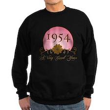 1954 Birthday For Her Sweatshirt