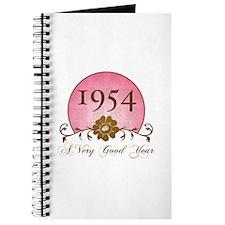 1954 Birthday For Her Journal