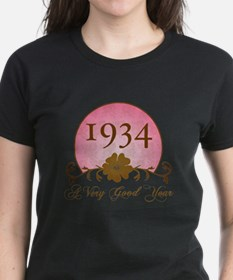 1934 Birthday For Her Tee
